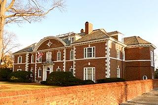 University Cottage Club United States historic place
