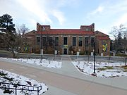 University of Colorado Museum of Natural History from Broadway.jpg