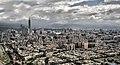 Urban cityscape of Taipei, Taiwan 20180823.jpg