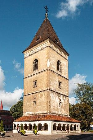 St. Urban Tower - St. Urban Tower in Košice, Slovakia