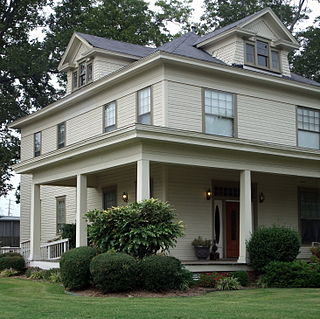 Dr. E.F. Utley House