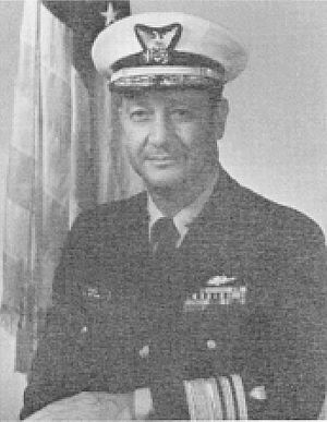 Benedict L. Stabile - Image: VADM B L Stabile USCG
