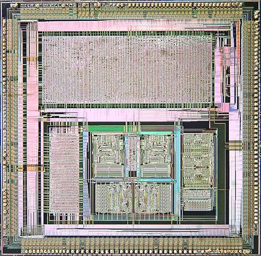 ASIC - VLSI VL82C486 Single Chip 486 System Controller HV