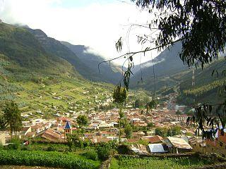 Inquisivi Province Province in La Paz, Bolivia