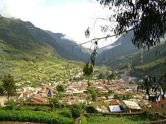 Inquisivi Province - The village of Quime