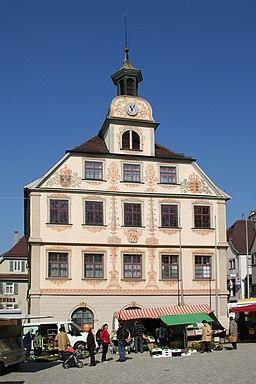 Vaihingen an der Enz Rathaus 2006 04 08 A