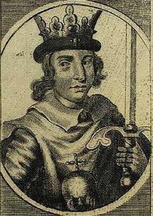 Valdemar the Young - Image: Valdemar den Unge 1209 1231