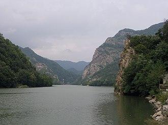 Oltenia - Olt Defile, Vâlcea County