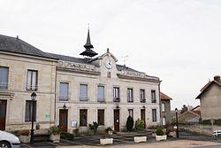 Vandy (08 Ardennes) - la Mairie - Photo Francis Neuvens lesardennesvuesdusol.fotoloft.fr.JPG