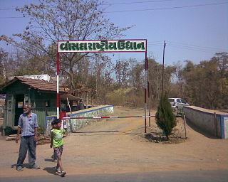 Vansda National Park National park in Gujarat, India