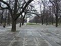 Varšava, Śródmieście, park Ogród Saski.JPG