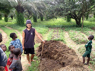 WWOOF loose network of national organizations