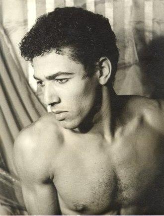 Francisco Moncion - Francisco Moncion   Photo by Carl Van Vechten, 1947