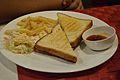 Vegetable Sandwich - Kolkata 2013-09-24 3217.JPG