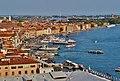 Venezia Blick vom Campanile der Basilica di San Marco 07.jpg