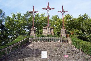 chemin de croix et calvaire de Verdelais