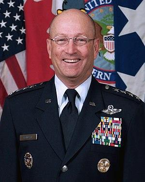 Victor E. Renuart Jr. - General Victor Renuart