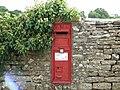 Victorian Letter-box - geograph.org.uk - 1515730.jpg