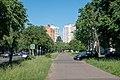 Viery Charužaj street (Minsk, Belarus) — Вуліца Веры Харужай (Мінск, Беларусь) — Улица Веры Хоружей (Минск, Беларусь) - 7.jpg
