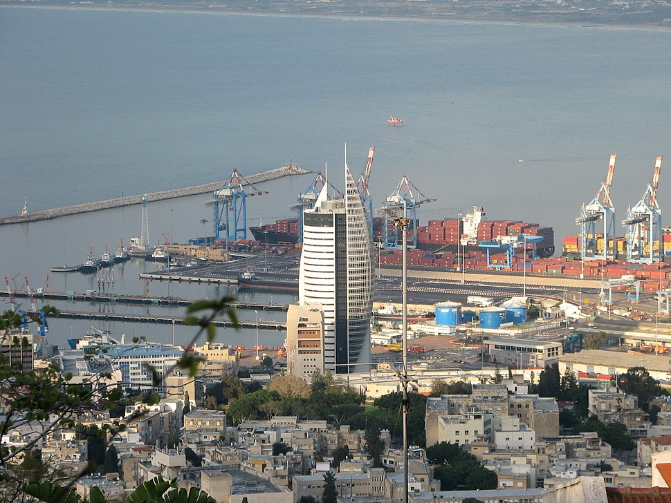 View from Hotels in Haifa 001