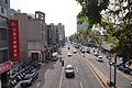 View of Zhongqing Road near Hankou Road, Taichung 13.jpg