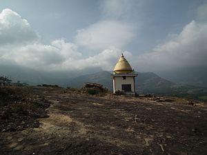 Kanthalloor - View point at Kanthalloor