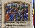 Vigiles de Charles VII, fol. 238, Charles VII quittant la Guyenne.jpg