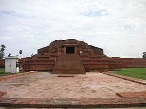Silk Road sites in India - Vikramshila ancient university