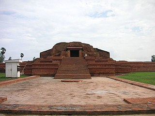 Vikramashila Site of an ancient university in India