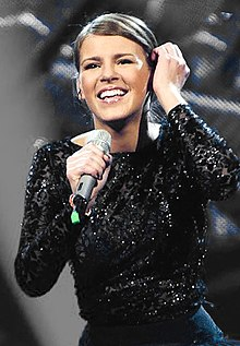 Vilija Matačiūnaitė Eurovision 2014 Lithuania Winner Attention.jpg