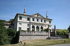 Villa Repeta, Campiglia dei Berici (1563-1565)
