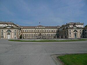 Province of Monza and Brianza - Image: Villa reale 025