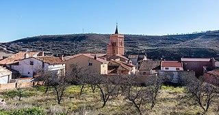 Villar de los Navarros municipality in Aragon, Spain