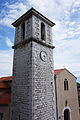 Villeneuve-Loubet clock tower.jpg