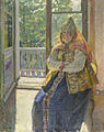 Vinogradov (attr) Woman in baltic costume.jpg
