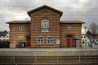 Vinslöv Place in Scania, Sweden