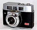 Vintage Kodak Automatic 35F 35mm Film Camera, 44mm f 2.8 Ektanar Lens, Made In USA, Circa 1962-1966 (35772765710).jpg
