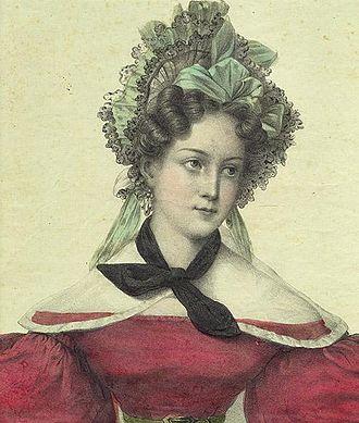 Adrienne de La Fayette - Virginia La Fayette