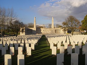 Vis en Artois British Cemetery and Memorial, F...