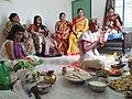 Vishnu Puja At Home With Devotees - Howrah 20170708130743.jpg
