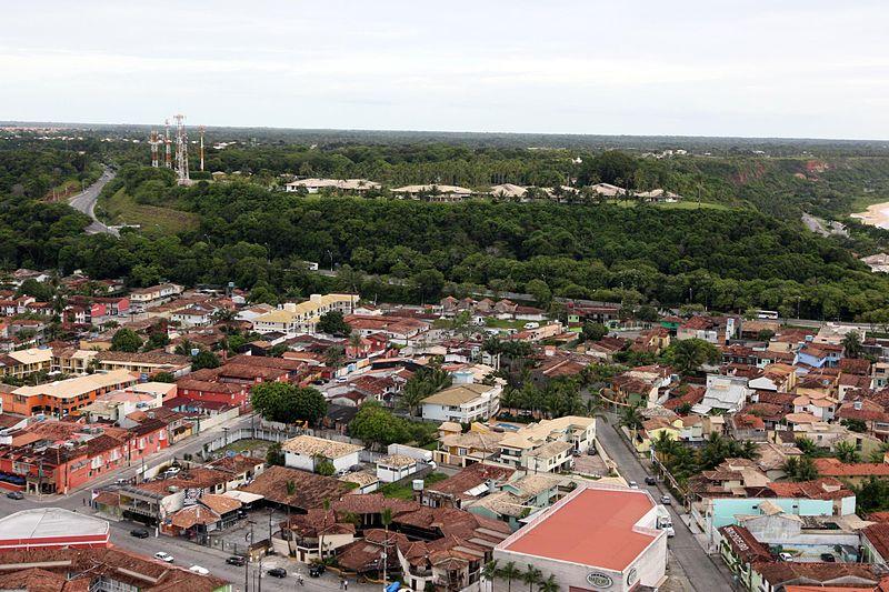 Onde fica a cidade de Porto Seguro