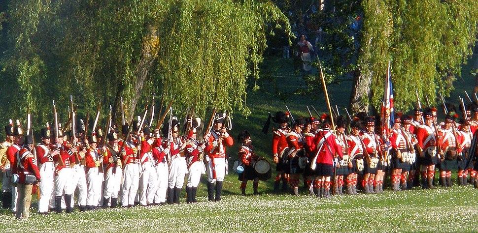 Vitoria - Recreación histórica de la Batalla de Vitoria, bicentenario 1813-2013 006