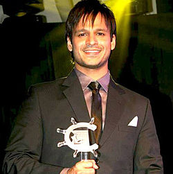 Vivek Oberoi Sailor Today Awards -gaalassa vuonna 2010.