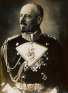 Photograph of Admiral Franz Ritter von Hipper in dress uniform