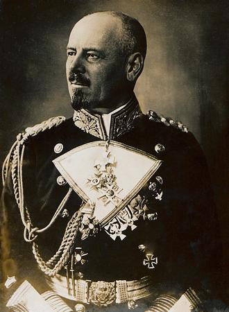 Franz von Hipper - Admiral Franz Ritter von Hipper