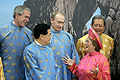 Vladimir Putin at APEC Summit in Vietnam 18-19 November 2006-13.jpg