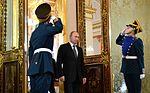 Vladimir Putin with Mohammed VI of Morocco (2016-03-15) 08.jpg