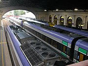 Vlocity railcars ballarat
