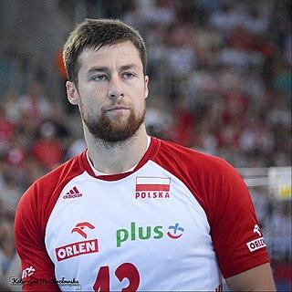 Michał Kubiak Polish volleyball player