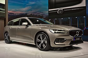 Plug In Hybrid Cars >> Volvo V60 - Wikipedia